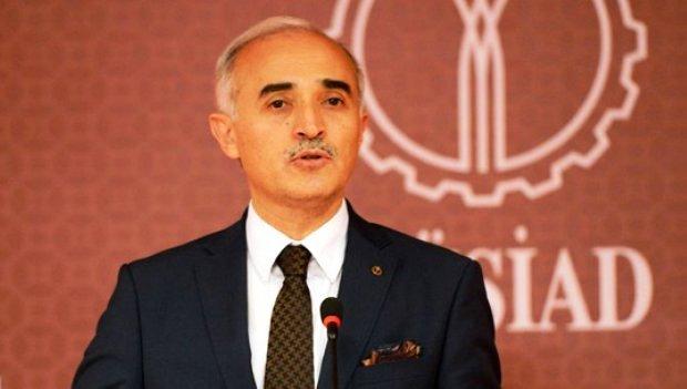 Müsiad Genel Başkanı Olpak Mardin'e Geliyor
