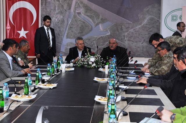 Ilısu projesi Mardin'in elektrik sorununu bitirecek
