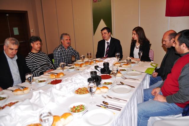 Amacımız Mardin'de kaliteyi arttırmak