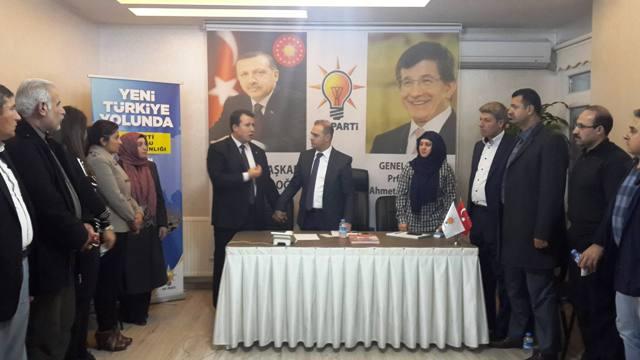 Akgül: Mardin'e yararlı her çalışmanın takipçisi olacağım