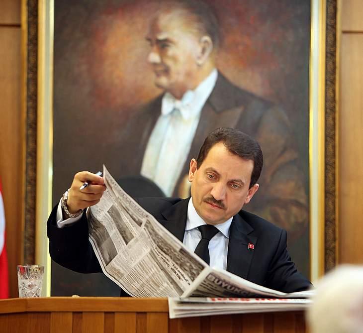 BİK Genel Müdürü Atalay istifa etti