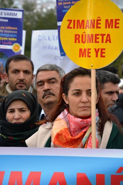 'Kürt dili asla kaybolmayacaktır'