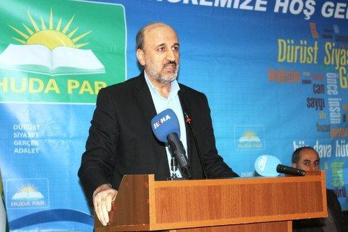 'Din adına yapılan zulüm ve şiddete karşıyız'
