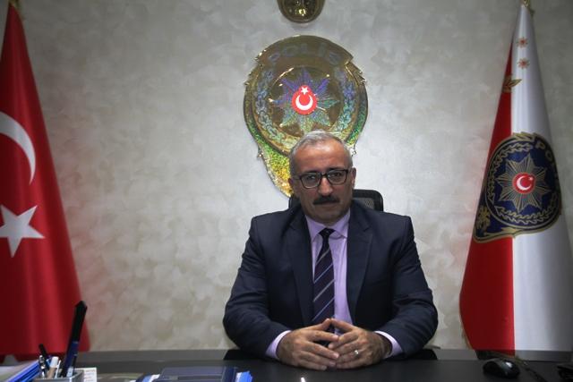 'Mardin Halkına hizmet etmekten gurur duyarım'