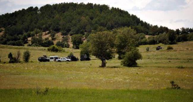 Dağa kaçırılmak istenen 2 kişi kurtarıldı
