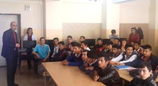 SGK'dan Öğrencilere Eğitim