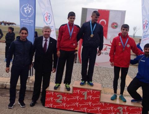 Mardin'in gururu oldular