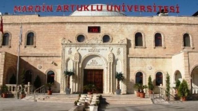 Artuklu Üniversitesi: Olayla alakamız yok