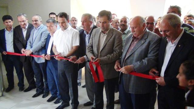 Kızıltepe Hububat Ticaret Merkezi tescil bürosu ve analiz laboratuvarı açıldı