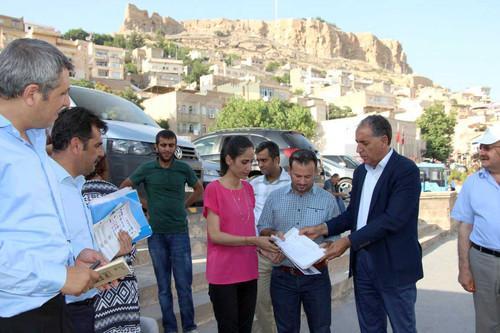 'Mardin Kalesi Mardin halkınındır'
