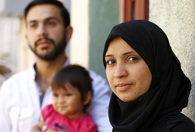 İzmir'de kaybettiği eşini Mardin'de buldu