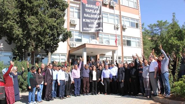 MARSU Ankara'da yapılan katliamı kınadı