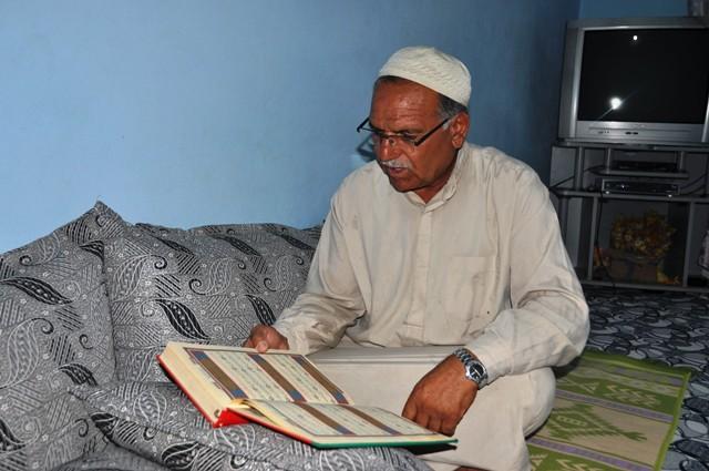 52 yaşında Kur'an okumayı öğrendi