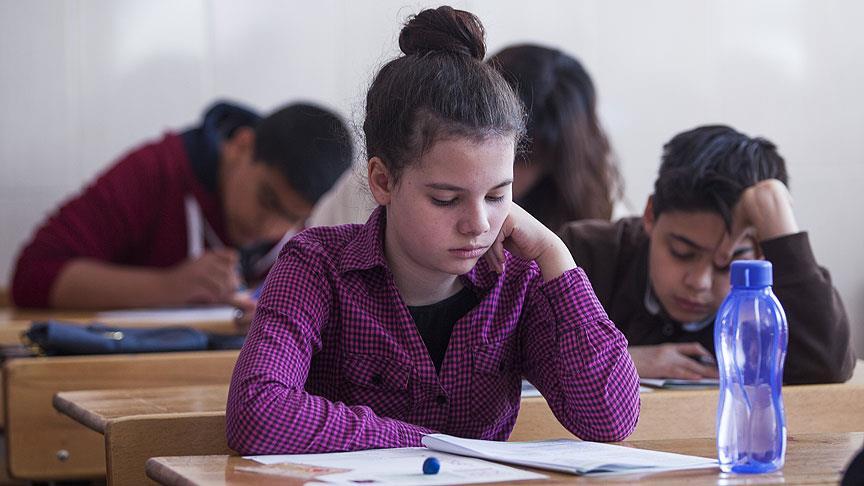 Nusaybin'deki öğrenciler TEOG'un mazeret sınavlarına katılacak