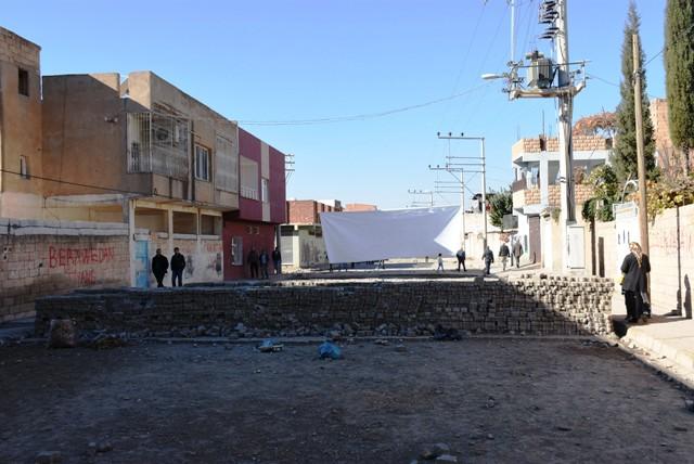 Nusaybin'de yasak kalktı