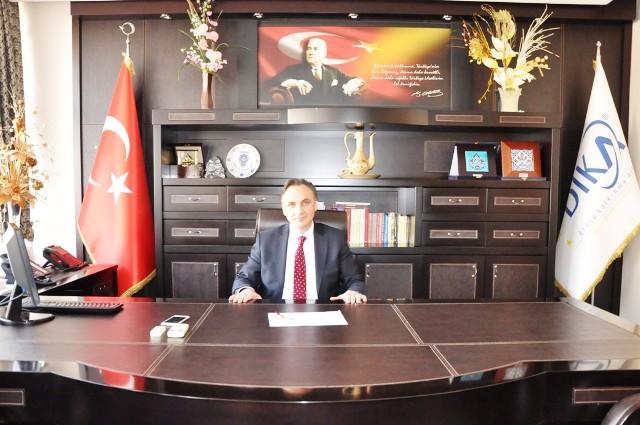 DİKA Genel Sekreteri Altındağ, göreve başladı