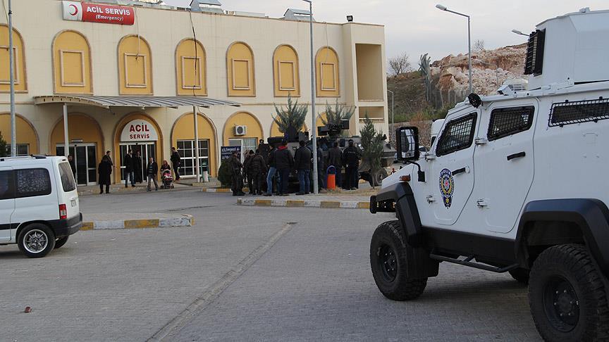 Dargeçit'teki operasyonda 3 polis ile 3 vatandaş yaralandı