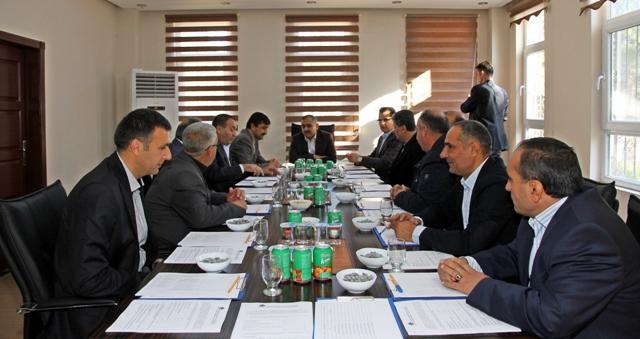 MOSB Müteşebbis Heyeti 2016 yılında yapılacaklar için toplandı