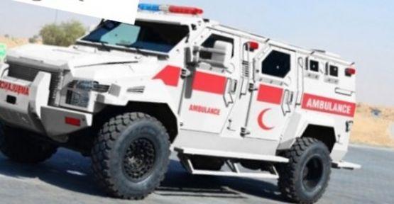 """Güneydoğu'da """"zırhlı ambulans"""" dönemi başlıyor"""