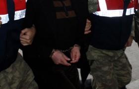 Hırsızlık şüphelisi gözaltına alındı