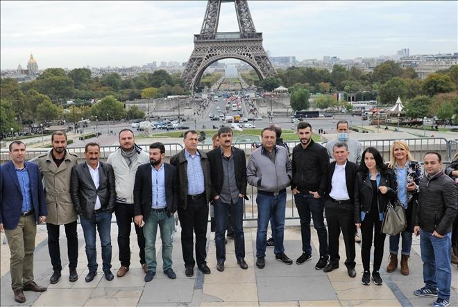 Sanayiciler Paris fuarından memnun ayrıldı