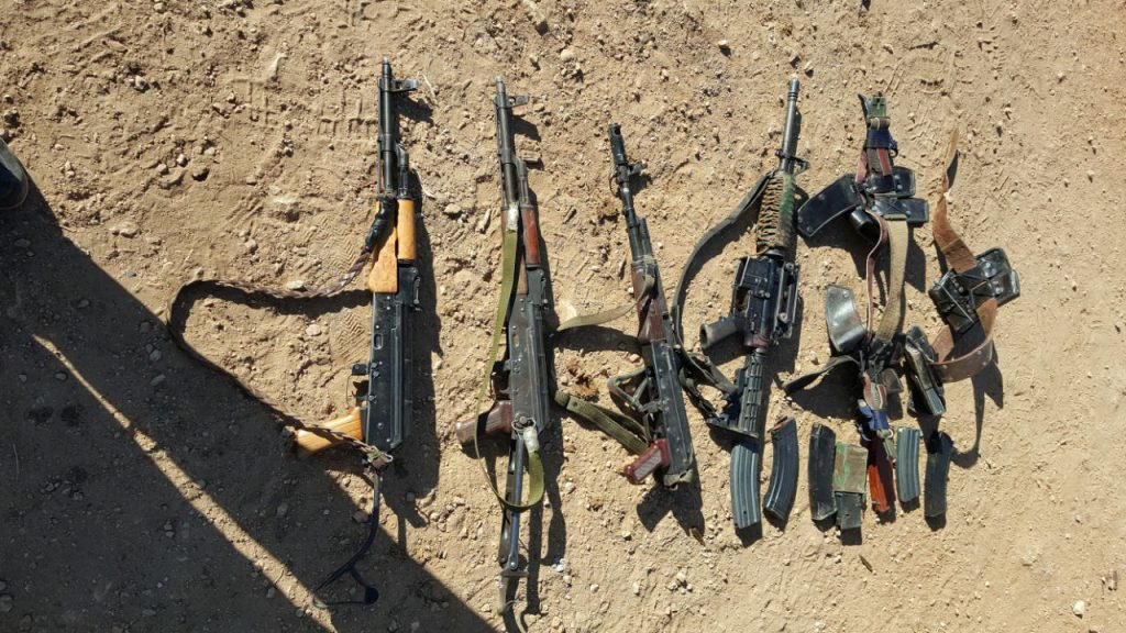 Nusaybin'de Pkk Sorumlusu Öldürüldü