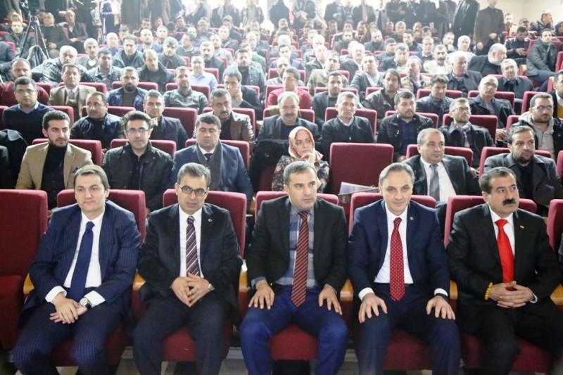 Cazibe Merkezi Bilgilendirme Programına Yatırımcılardan Büyük İlgi