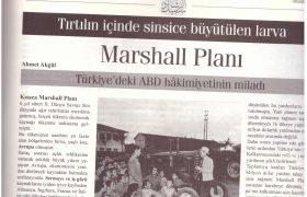 Tırtılın İçinde Sinsice Büyütülen Larva: Marshall Planı -4