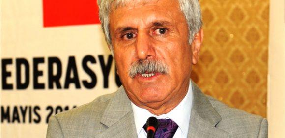GGF Başkanı Çelik'ten kutlama