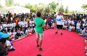 Nusaybin'de İlköğretim Haftası kutlamaları