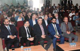 Mazıdağı Din Görevlileri Haftası dolayısıyla program