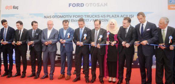 Ford'tan Mardin'e büyük yatırım