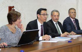Midyat'ta OSB değerlendirme toplantısı