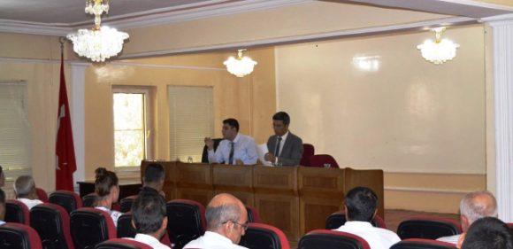 SGK Nusaybin'de seminer düzenledi