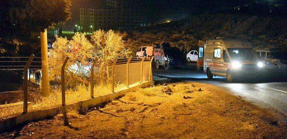 Polis Aracına saldırı: 2 polis yaralı
