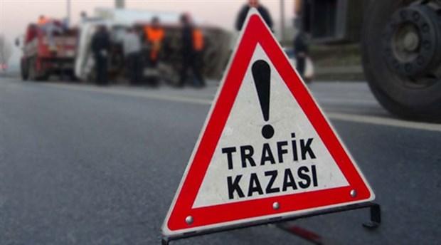 Kızıltepe zincirleme trafik kazası: 10 yaralı