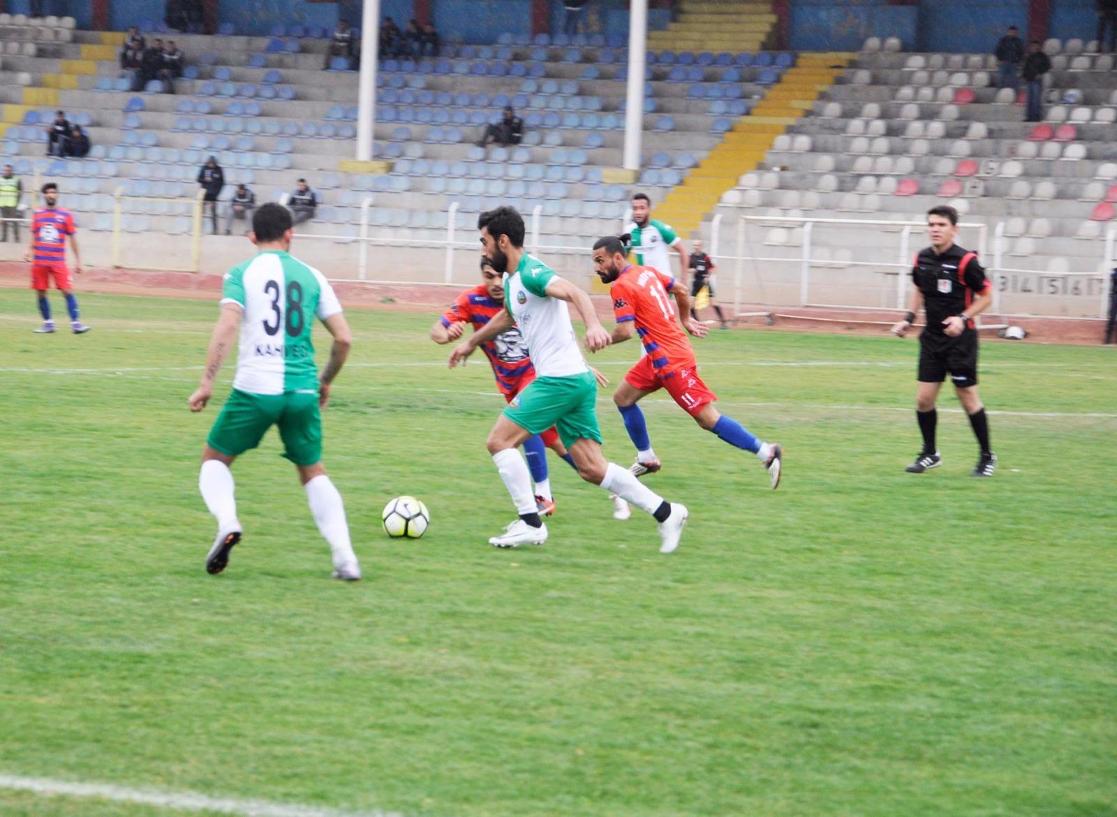47 Mardin Spor Galibiyeti Unuttu