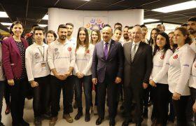Başbakan Yardımcısı Işık Mardin'de gençlerle bir araya geldi