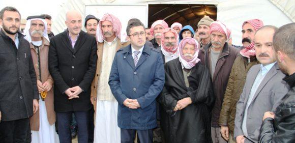 Sığınmacılar Batızmi Bayramı'nı kutladı