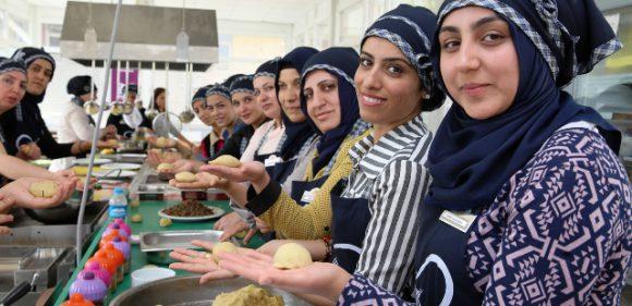 47 Bin Kadına kurs verilecek