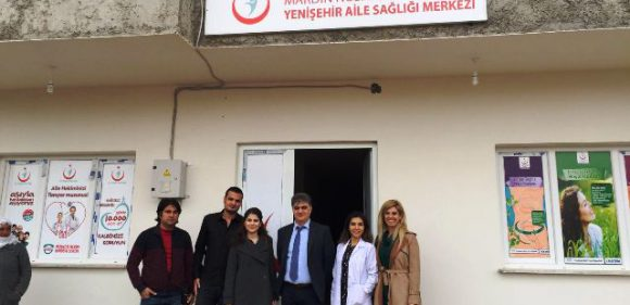 Nusaybin'de  Aile Sağlığı  Merkezi açıldı