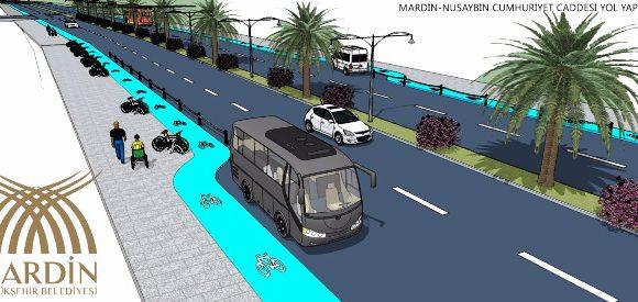 """""""Mardin Caddesi' prestij caddesi olacak"""""""