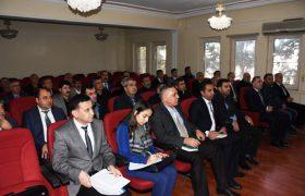 Nusaybin'de eğitim toplantısı