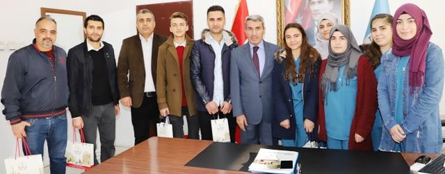 Mardinli Öğrenciler Romanya'da staj yapacak