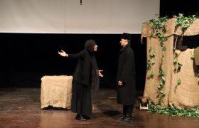 """""""Seher'in Kadınları"""" tiyatrosu büyük beğeni"""
