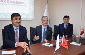 Mardin´de Eximbank  İrtibat noktası açılacak