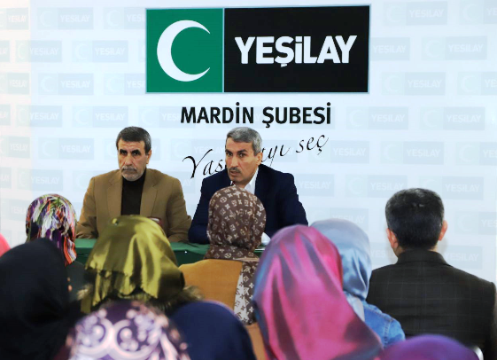 Yeşilay'dan Bilgisayar Kursu Katılımcılarına Sertifika