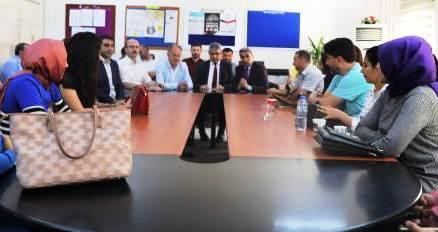 Müsteşar yardımcısından Mardin'e ziyaret