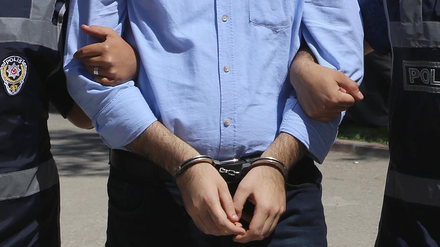 HDP'li ilçe başkanı uyuşturucu operasyonunda  yakalandı