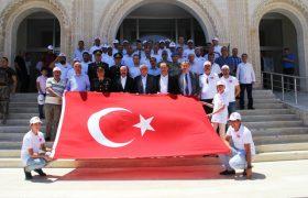 Midyat'ta 15 Temmuz Demokrasi  ve Milli Birlik Günü etkinlikleri